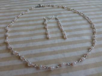 ketlování, korálkování, náramek, náušnice, náhrdelník, šperky